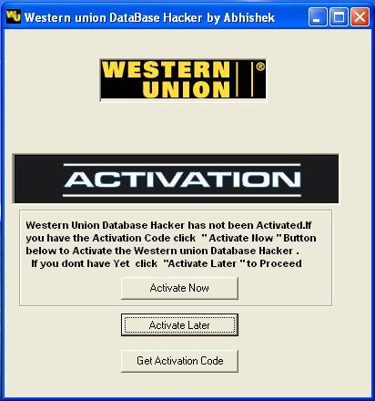 paypal money adder activation code